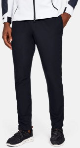 Брюки Under Armour WG Woven Pant-BLK/BLK/BLK 1299186-001