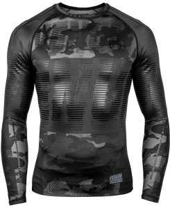 Рашгард Venum Tactical Urban Camo/Black-Black L/S 02385